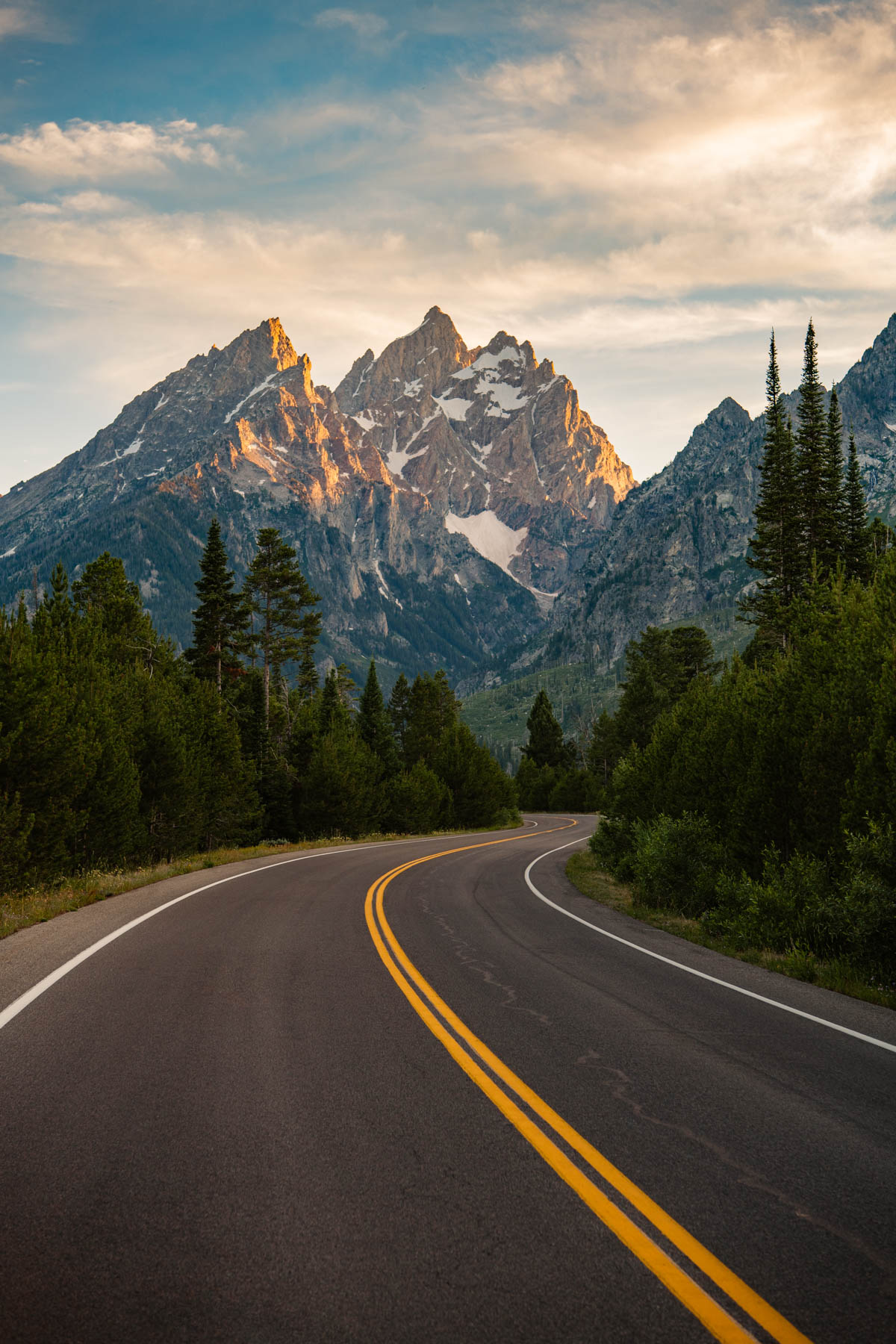 To The Tetons